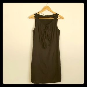 Black Esprit dress